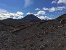 Mt. Ngauruhoe to the north