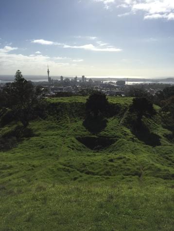 View towards City Centre