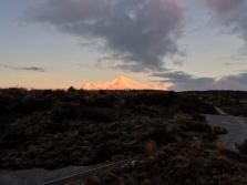 Ruapehu in the morning light