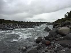 The Stony River. Wonder where it got its name...