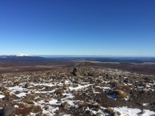 Looking out towards the Tasman Sea