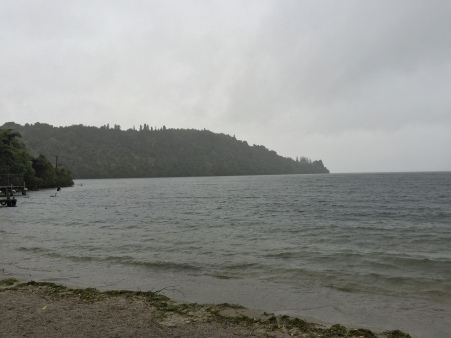 Blue Lake. It's sooooo blue!