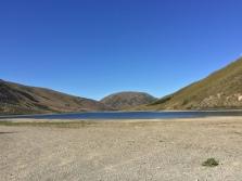 Lake Lyndon, near Porters Pass