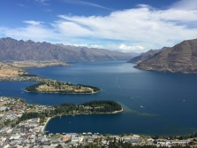 Another one of Lake Wakatipu.