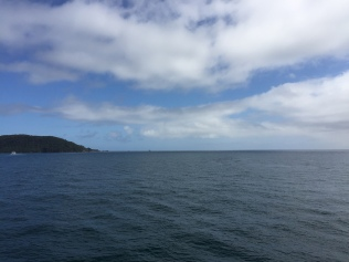 The Tasman Sea