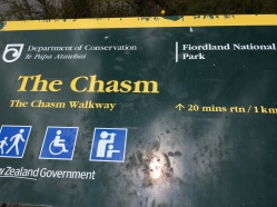 The Chasm...dun dun duuuun! What an ominous name.