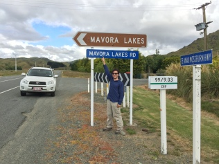 Geology in-jokes! Mavora Lakes is an area that relates a bit to the paleomagnetism part of my research.