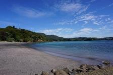 The beach in Rawhiti