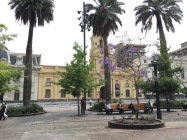 Plaza de las Armas, the main square.