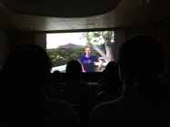 Showing my movie at the Volcanoscars session, super exciting for me!