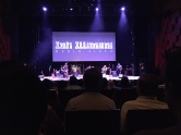 We were generously taken to a concert of Inti Illimani, a pretty famous Chilean folk band.